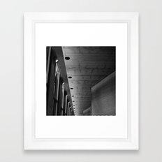 'ARCHITECTURE 2' Framed Art Print