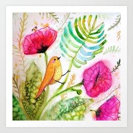 tropicoco Art Print