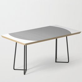 American Silver Coffee Table