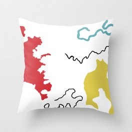 A5 Throw Pillow