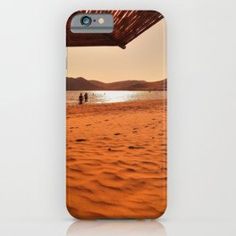 Hot Sand iPhone Case