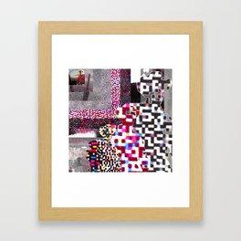 THE DESCENT OF HUD Framed Art Print