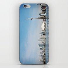 Toronto Skyline iPhone & iPod Skin