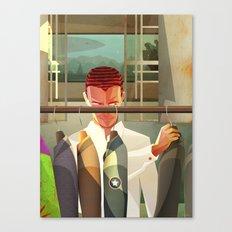 Norm! Canvas Print