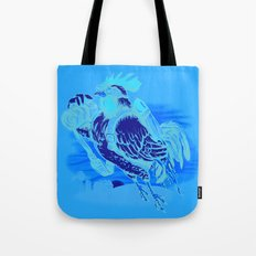 Aerial Perspective Tote Bag