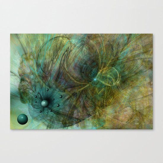 MAGICAL MYSTERY Canvas Print