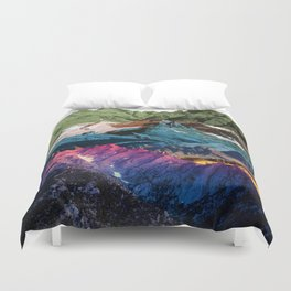 Dream Nature MOUNTAINS Duvet Cover