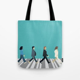 The tiny Abbey Road Tote Bag