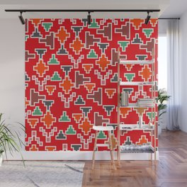 Colorful game Wall Mural