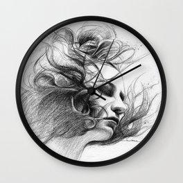 Viento Wall Clock