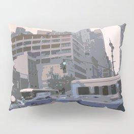 NY#6 The New Yorker, Manhattan Pillow Sham