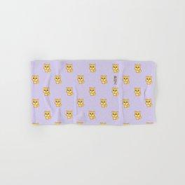 Hachikō, the legendary dog pattern Hand & Bath Towel