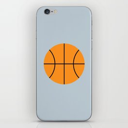 #9 Basketball iPhone Skin