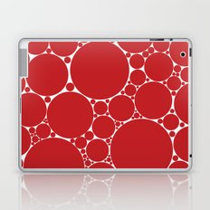 The Red Dot Laptop & iPad Skin