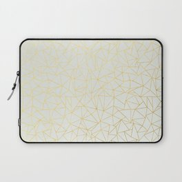 Geo Gold Laptop Sleeve