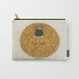 Poofy Wan Carry-All Pouch