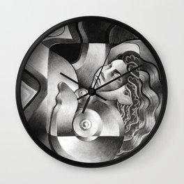 Boxed Wall Clock