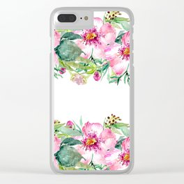 Anemones  For Harper Clear iPhone Case