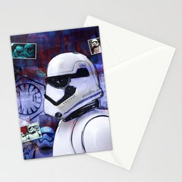 Collage First Order Stationery Cards