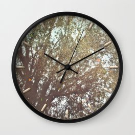 Reverie of a Tree Wall Clock