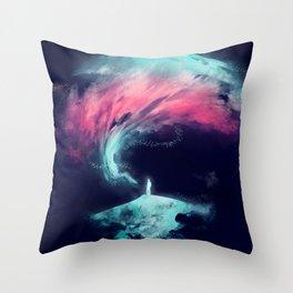 Soul Restore Throw Pillow