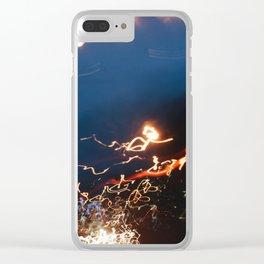 streak Clear iPhone Case