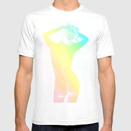 Carefree Living Pastel T-shirt