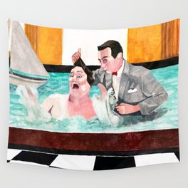The Buxton Bath Wall Tapestry