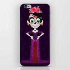 Catrina iPhone & iPod Skin