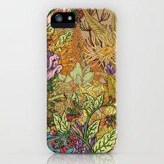 Floral Garden Slim Case iPhone SE