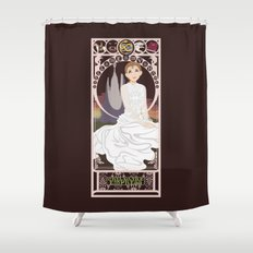 Childlike Empress Nouveau - Neverending Story Shower Curtain
