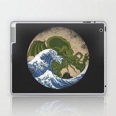 Hokusai Cthulhu Laptop & iPad Skin