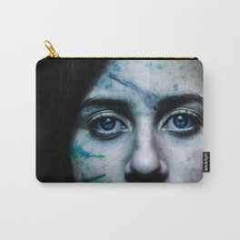 Glass Eyes Carry-All Pouch