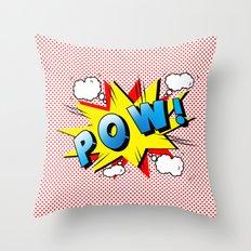 comics  Throw Pillow