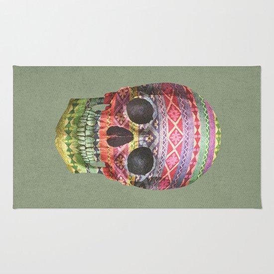 Navajo Skull  Rug