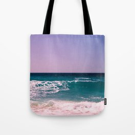 Azure Waves Tote Bag