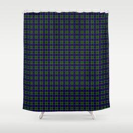 Leslie Tartan Plaid Shower Curtain
