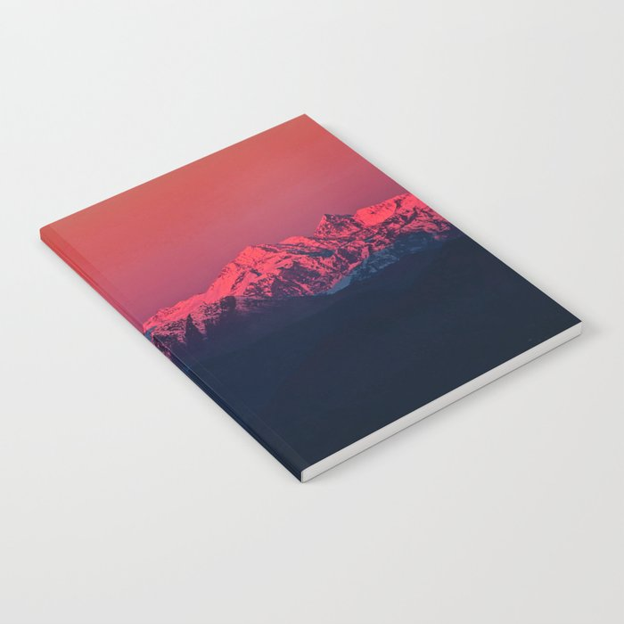 In The End #society6 #prints Notebook