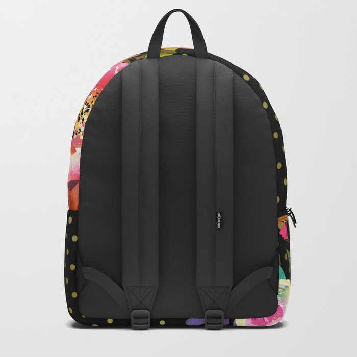 Flowers bouquet #32 Backpack
