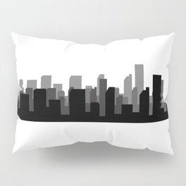 city skyline Pillow Sham