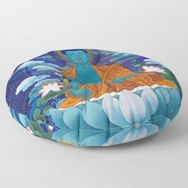Medicine Buddha Floor Pillow