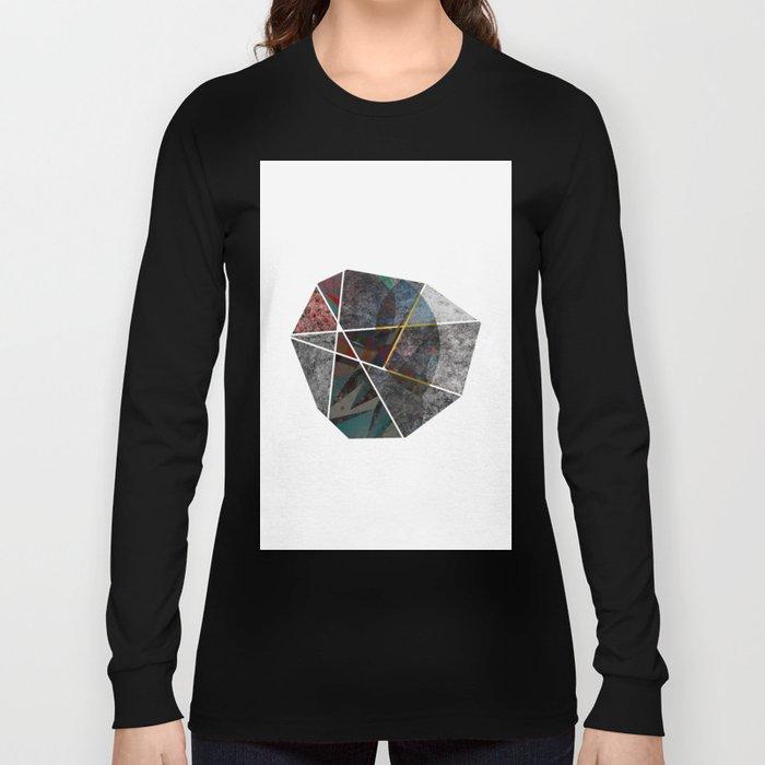UNSETTLED OCTAGON Long Sleeve T-shirt