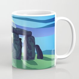 Circle of Standing Stones Coffee Mug