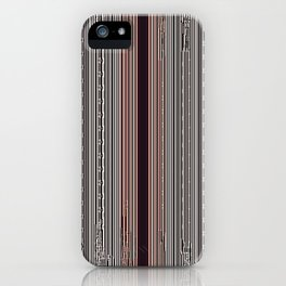 Pink Slit iPhone Case