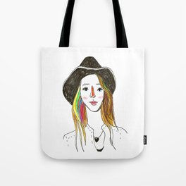 Lorena - SuperFriends Collection Tote Bag