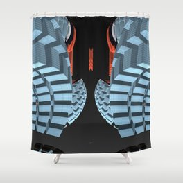 The Over-site Shower Curtain