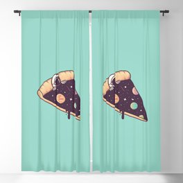 Galactic Deliciousness Blackout Curtain