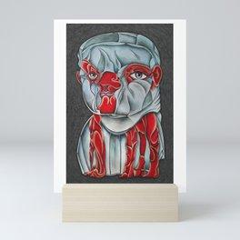La sangre del coloso Mini Art Print