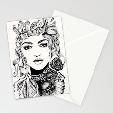 Nature Woman Stationery Cards