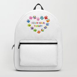 Occupational Therapy OT Therapist  Backpack